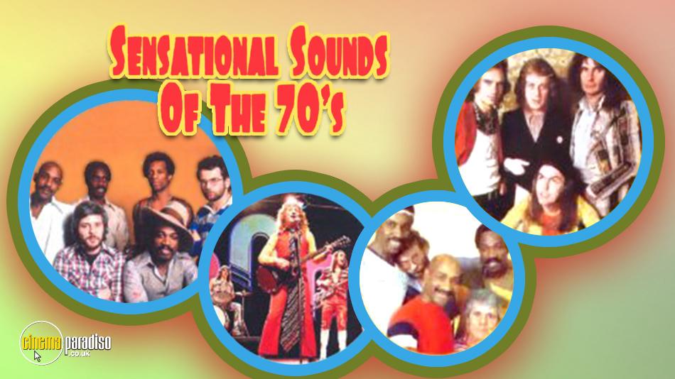 Sensational Sounds of the 70s online DVD rental