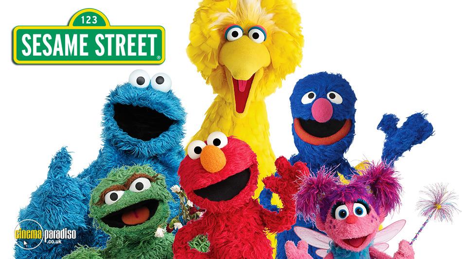 Sesame Street online DVD rental