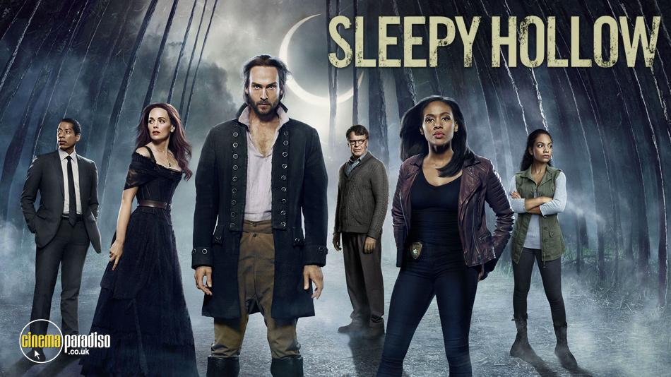 Sleepy Hollow Series online DVD rental