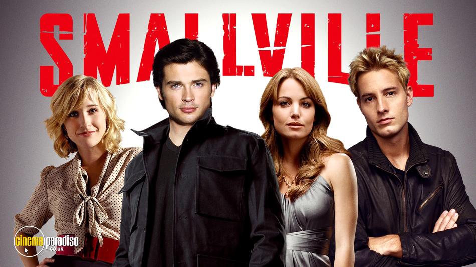 Smallville online DVD rental