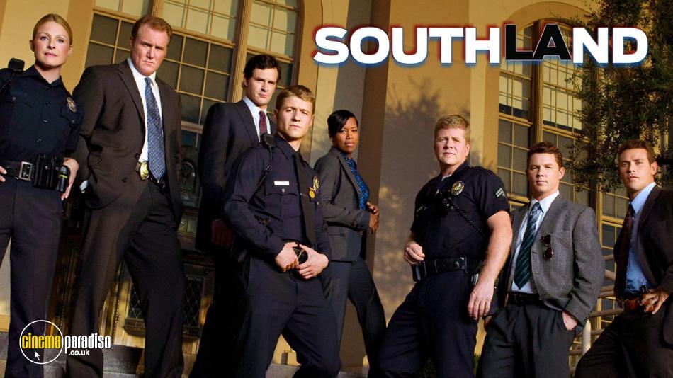 Southland online DVD rental
