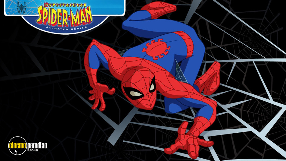 Spectacular Spider Man online DVD rental
