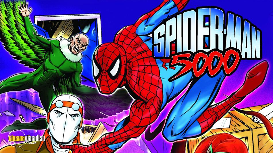 Spider-Man 5000 online DVD rental