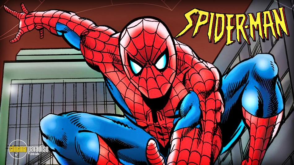 Spider-Man Series online DVD rental