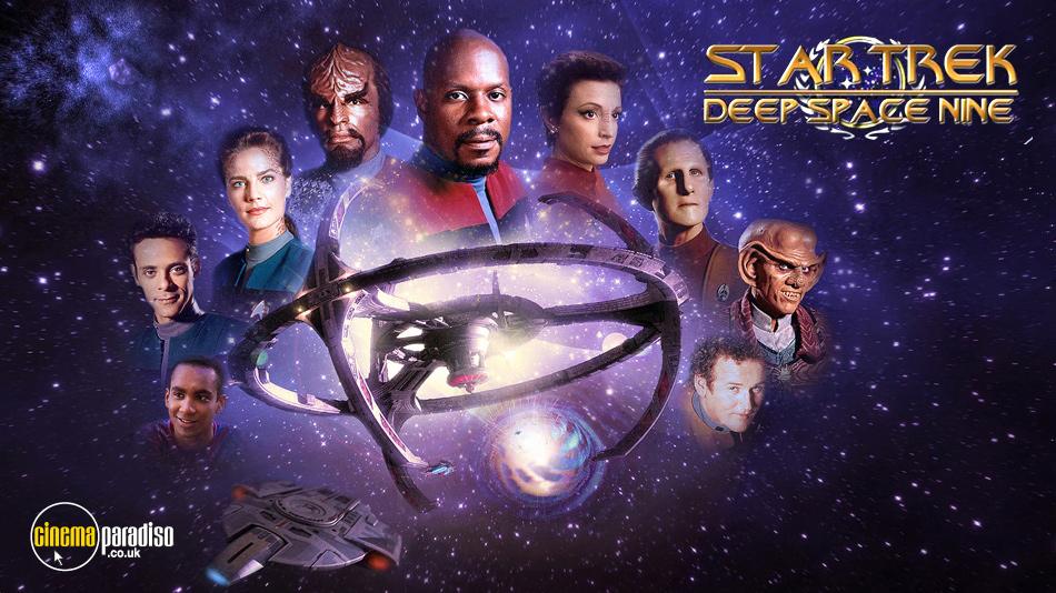 Star Trek Deep Space Nine online DVD rental
