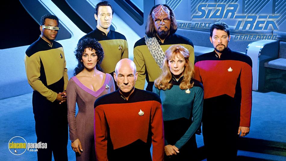 Star Trek: The Next Generation online DVD rental