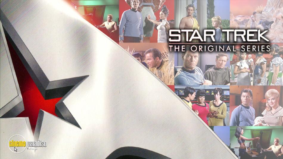 Star Trek: The Original Series online DVD rental
