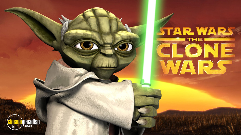 Star Wars: The Clone Wars online DVD rental