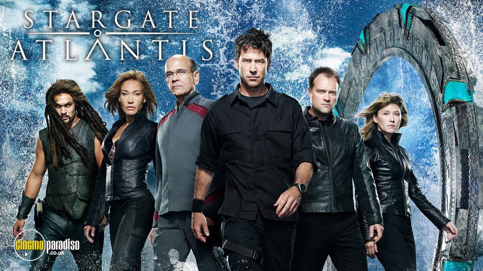 Stargate Atlantis online DVD rental
