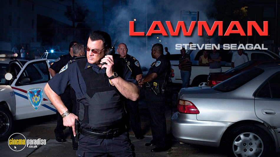 Steven Seagal: Lawman online DVD rental