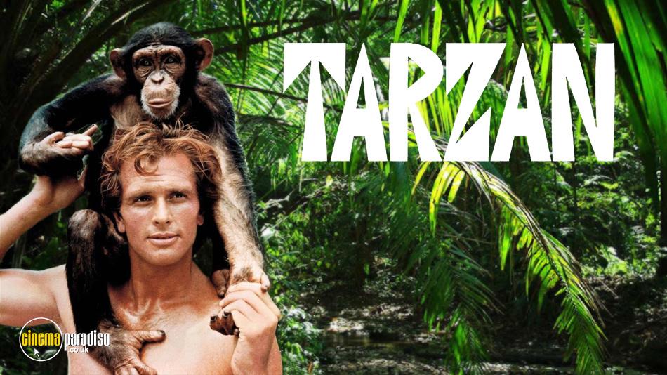 Tarzan Series online DVD rental