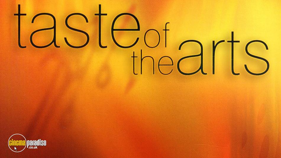 Taste of the Arts online DVD rental