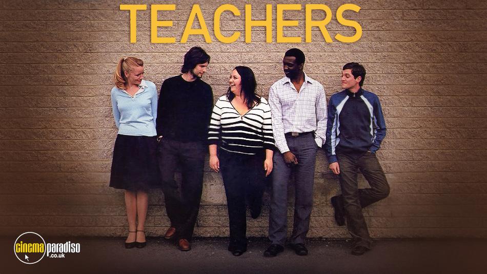 Teachers online DVD rental
