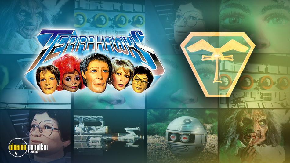 Terrahawks online DVD rental