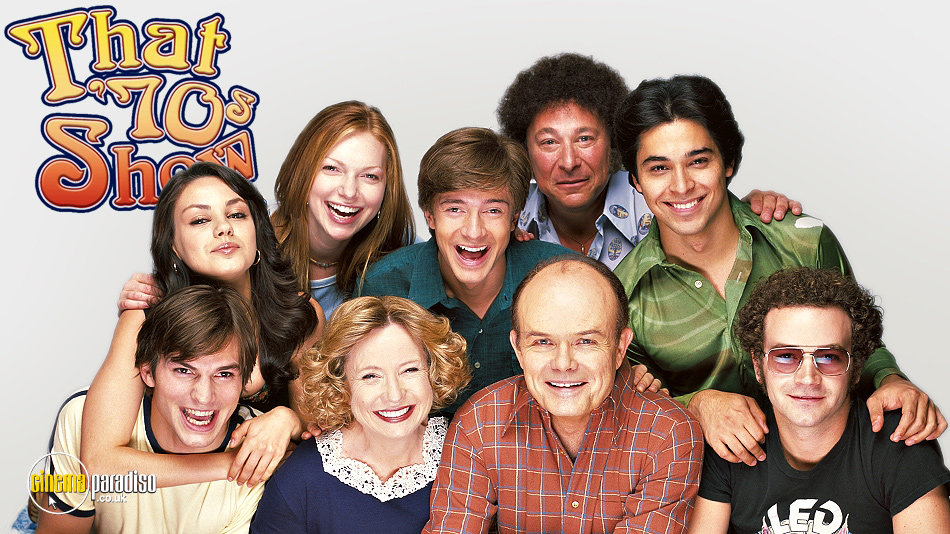 That '70s Show online DVD rental