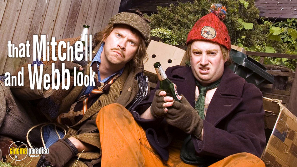 That Mitchell & Webb Look Complete BBC TV Series 1-4 DVD ...