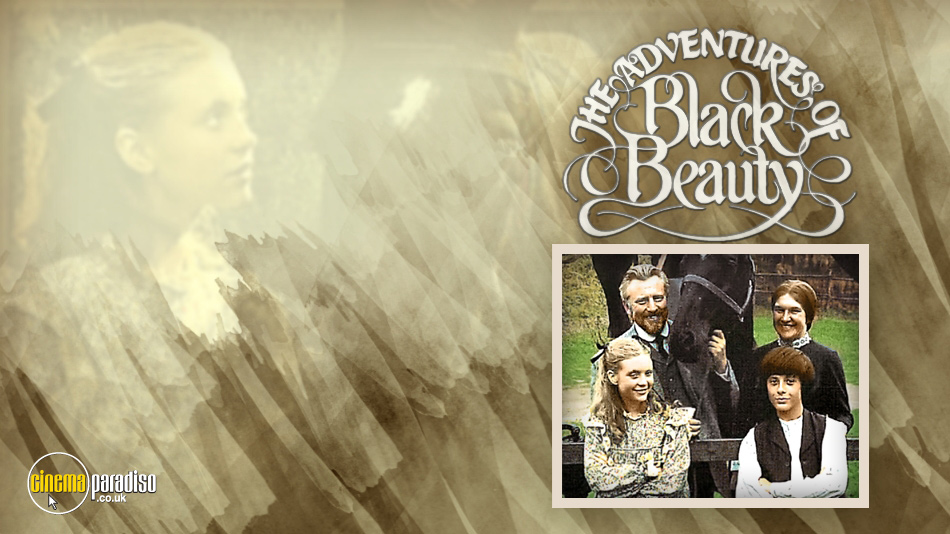 The Adventures of Black Beauty online DVD rental