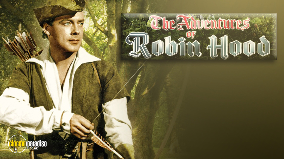 The Adventures of Robin Hood Series online DVD rental
