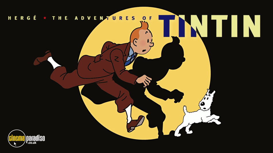 The Adventures of Tintin online DVD rental