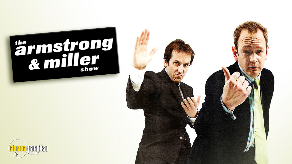 The Armstrong and Miller Show (aka Armstrong and Miller) online DVD rental