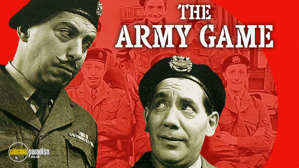 The Army Game online DVD rental