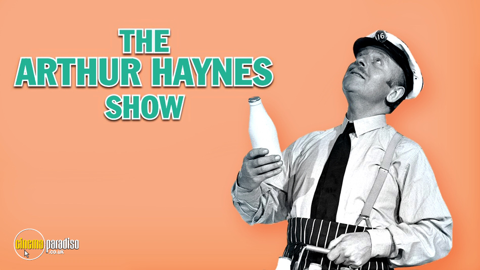 The Arthur Haynes Show online DVD rental