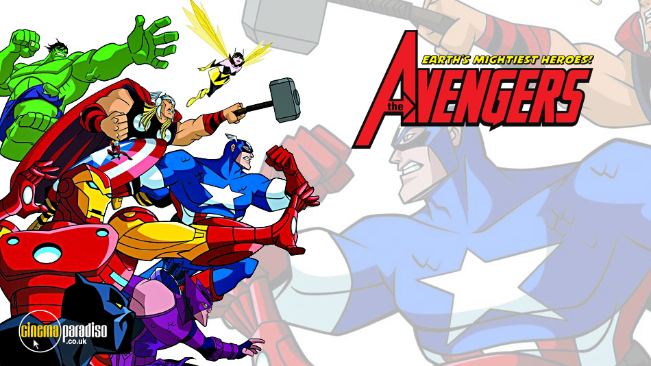 The Avengers: Earth's Mightiest Heroes online DVD rental