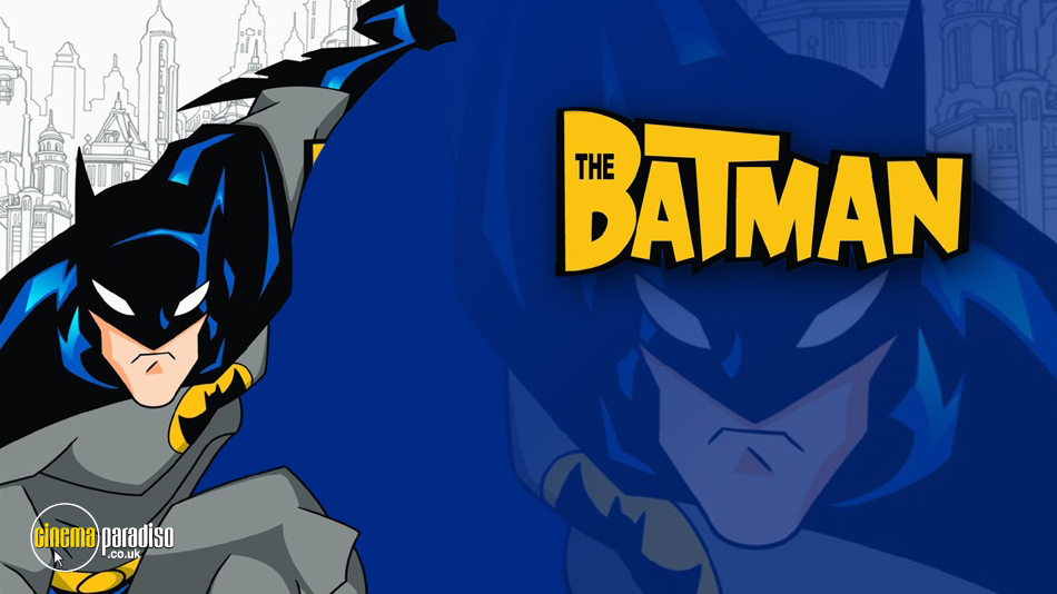 The Batman online DVD rental