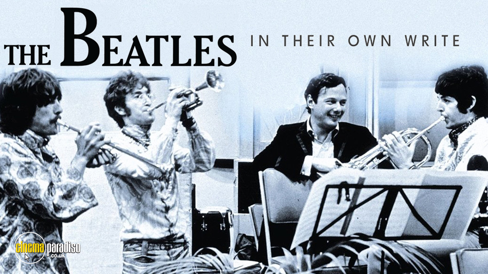 The Beatles in Their Own Write online DVD rental