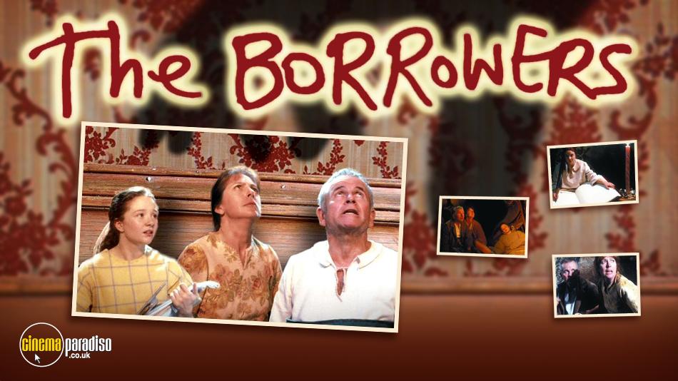 The Borrowers Series online DVD rental