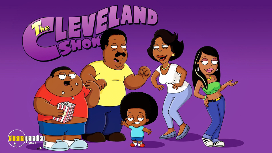 The Cleveland Show online DVD rental