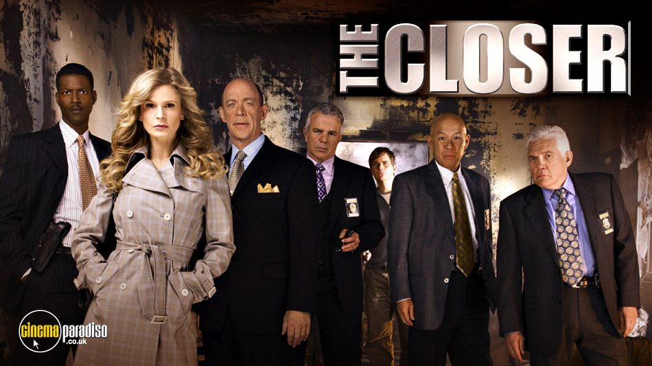 The Closer Series online DVD rental