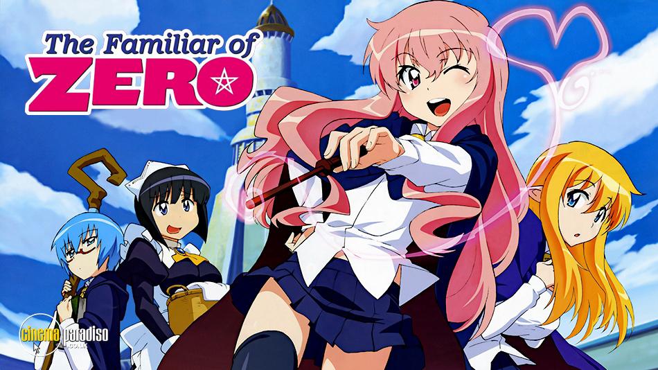 The Familiar of Zero (aka Zero no tsukaima) online DVD rental