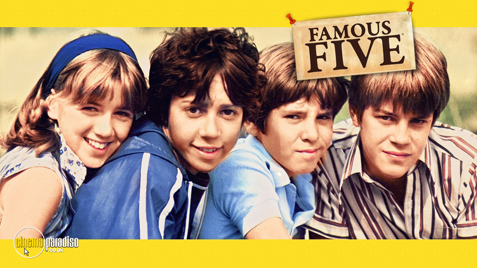 The Famous Five online DVD rental