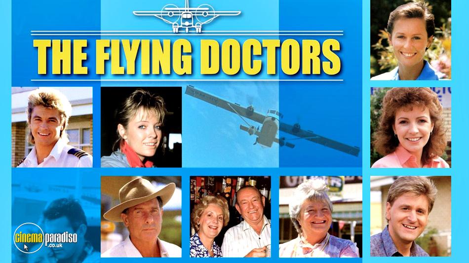 The Flying Doctors online DVD rental