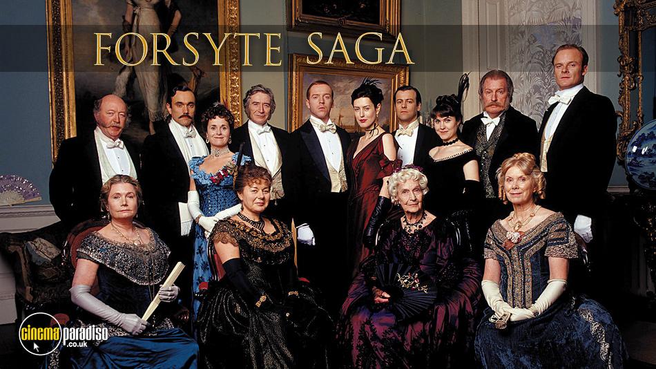 The Forsyte Saga online DVD rental