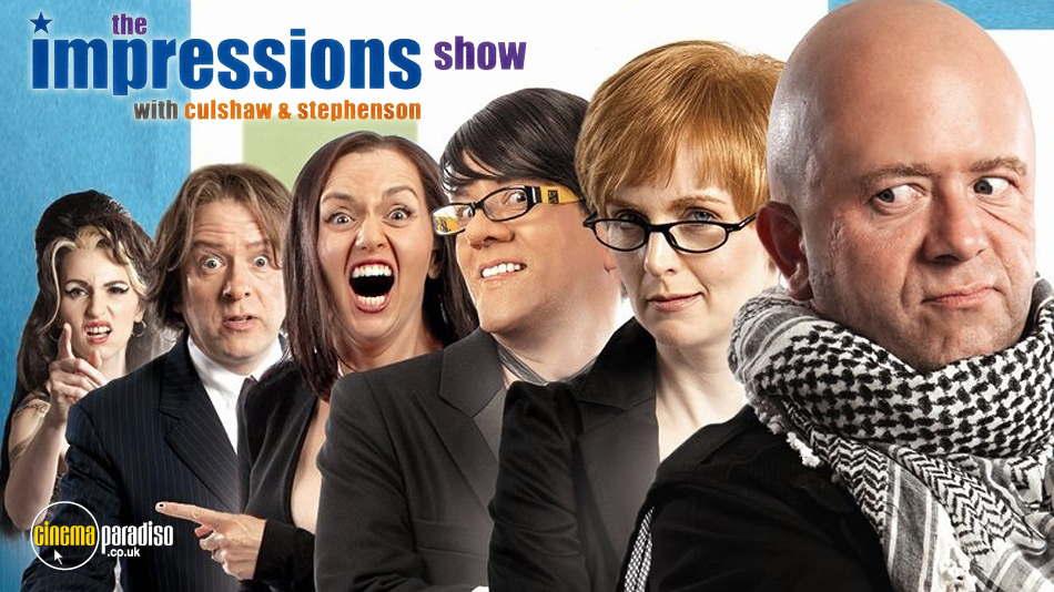 The Impressions Show with Culshaw and Stephenson online DVD rental