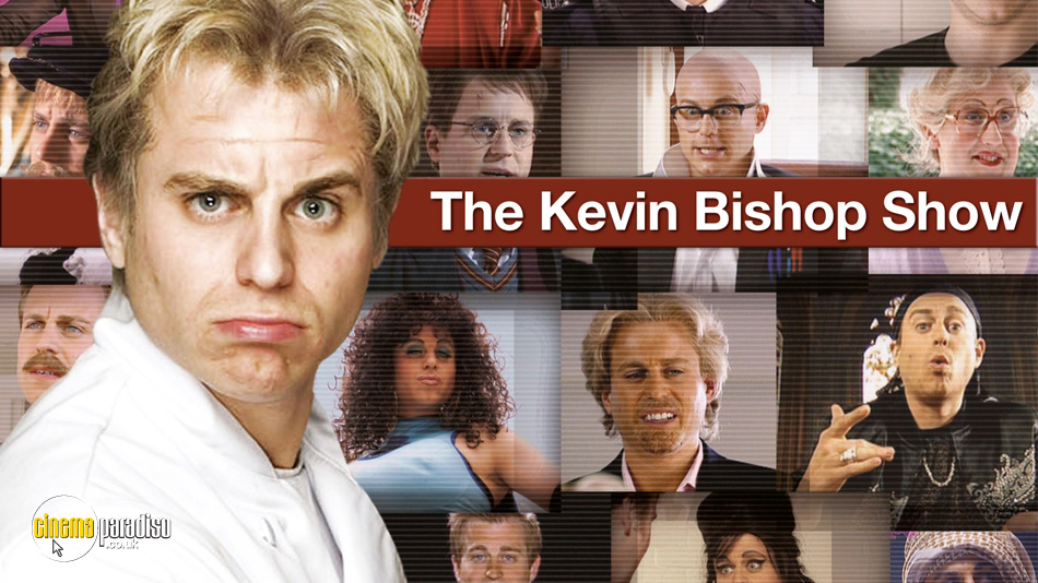 The Kevin Bishop Show online DVD rental
