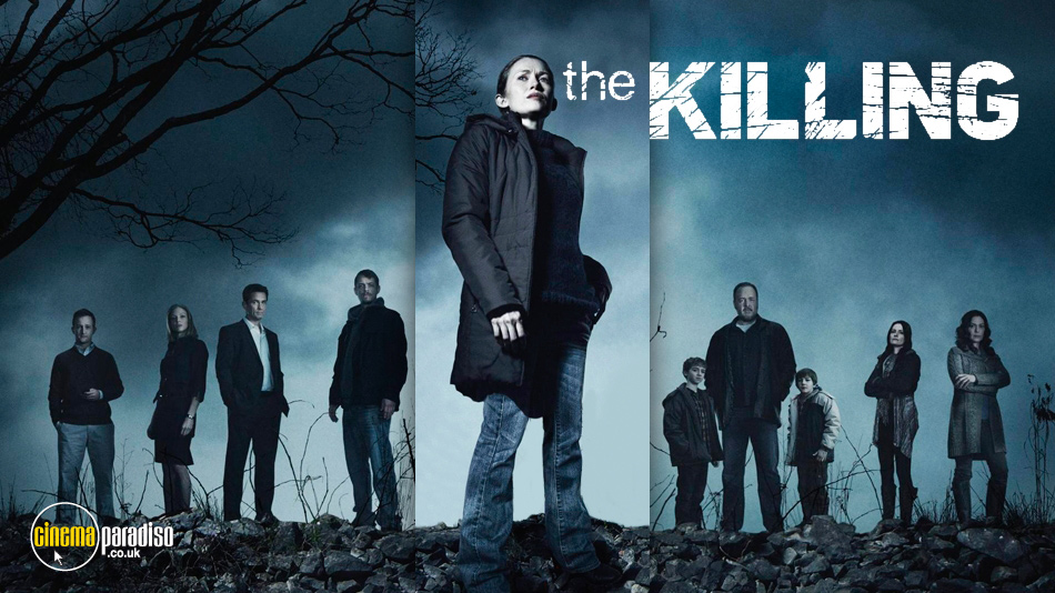 The Killing (USA) online DVD rental