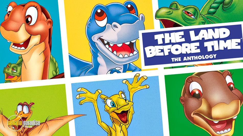 The Land Before Time: The Anthology online DVD rental