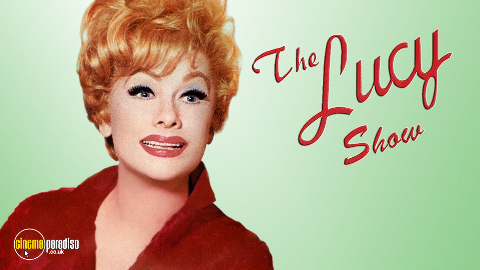 The Lucy Show online DVD rental