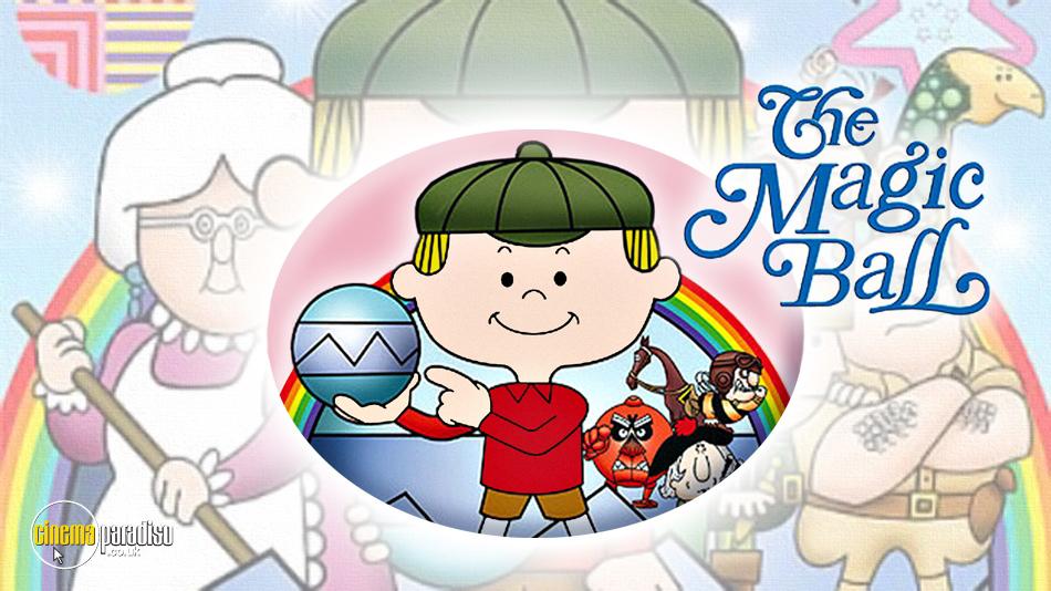 The Magic Ball online DVD rental
