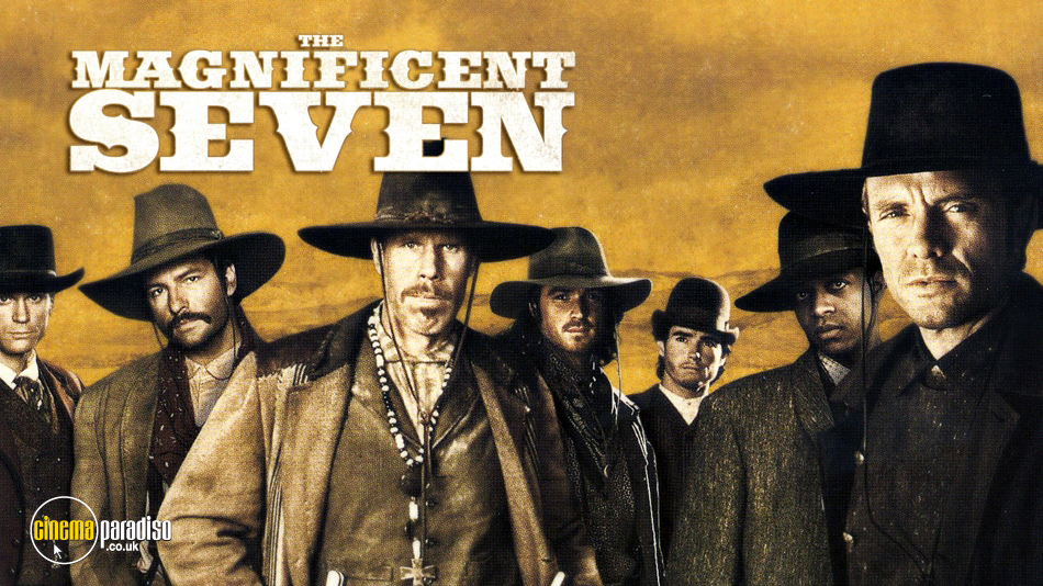 The Magnificent Seven Series online DVD rental