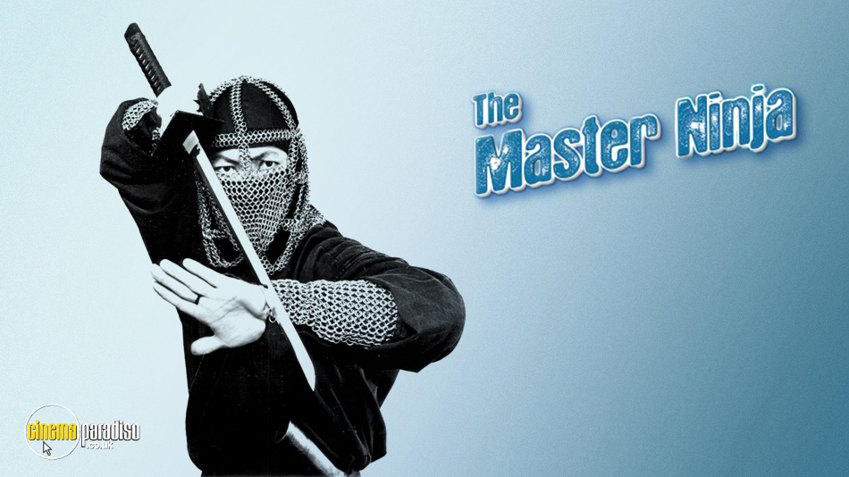The Master (aka Master Ninja) online DVD rental