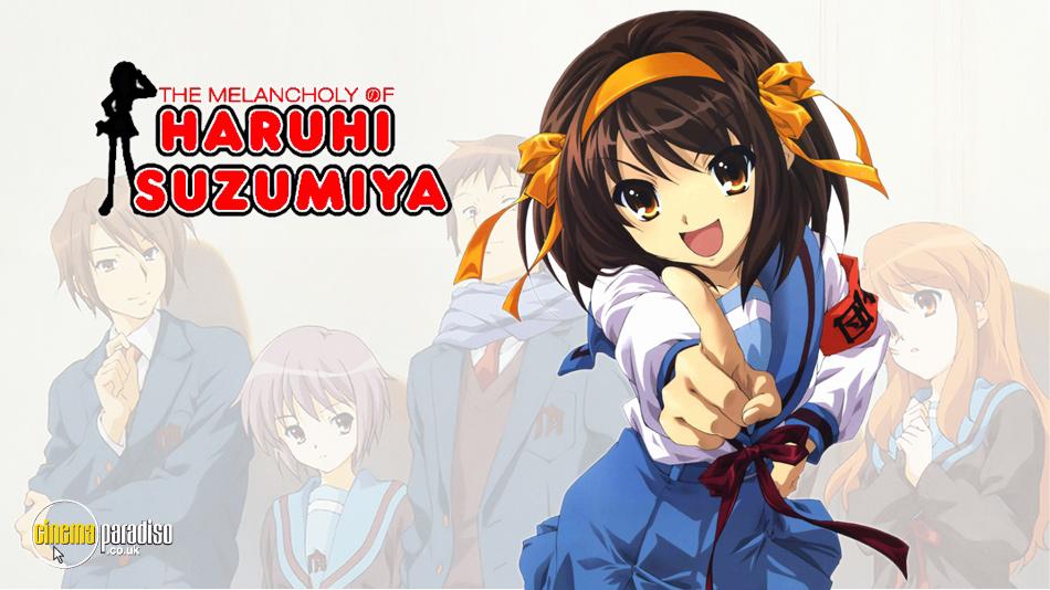 The Melancholy of Haruhi Suzumiya (aka Suzumiya Haruhi no yûutsu) online DVD rental