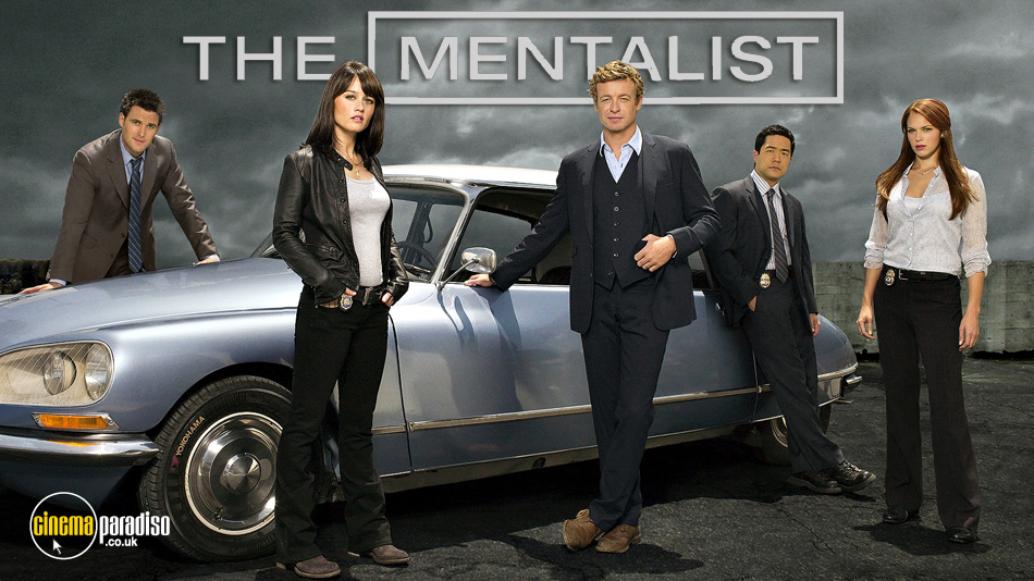 The Mentalist online DVD rental