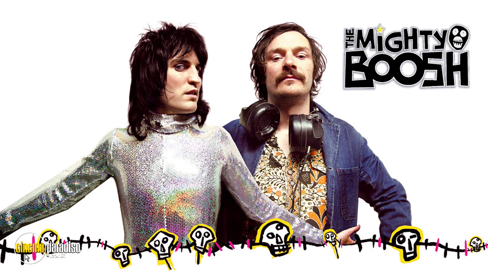The Mighty Boosh online DVD rental