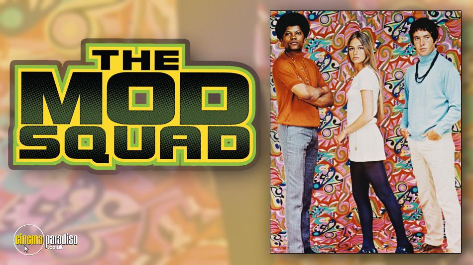 The Mod Squad: Series online DVD rental