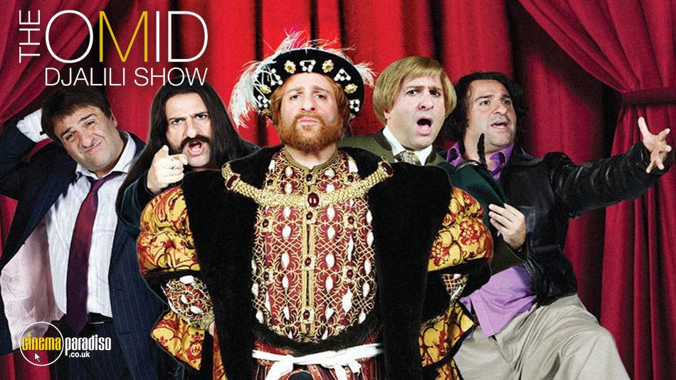 The Omid Djalili Show online DVD rental