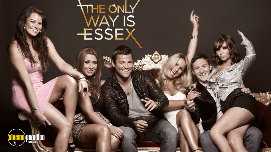 The Only Way Is Essex online DVD rental
